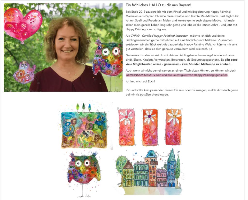 Beatrice Amberg online Kurs