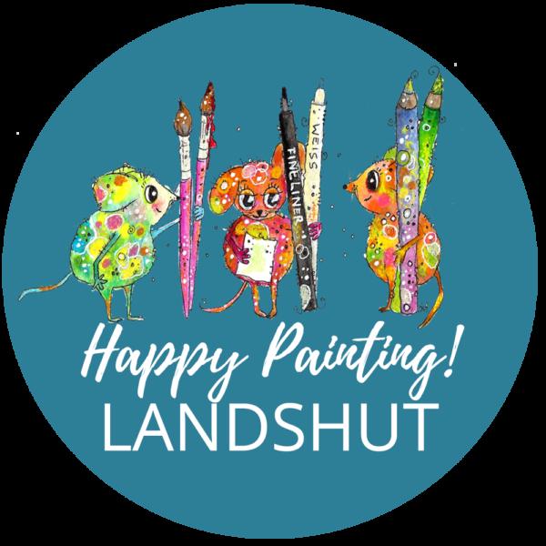 Happy Painting! Malkurse Landshut